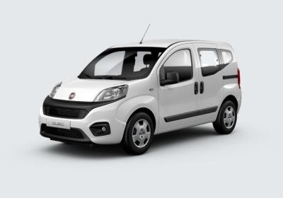 FIAT Qubo 1.3 MJT 80 CV Easy Bianco Gelato Km 0
