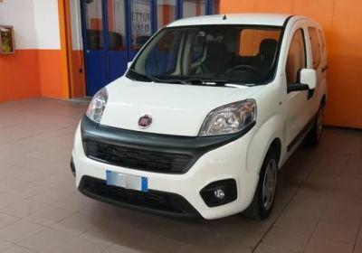 FIAT Qubo 1.3 MJT 80 CV Lounge MY19 Bianco Gelato Usato Garantito