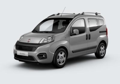 FIAT Qubo 1.3 MJT 80 CV Lounge MY19 Grigio Argento Km 0