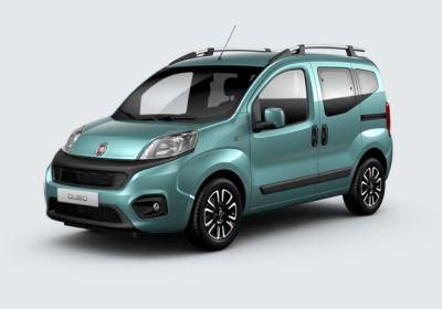 FIAT Qubo 1.3 MJT 80 CV Lounge Azzurro Libertà Km 0