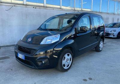 FIAT Qubo 1.3 MJT 80 CV Start&Stop Lounge Nero Tenore Usato Garantito