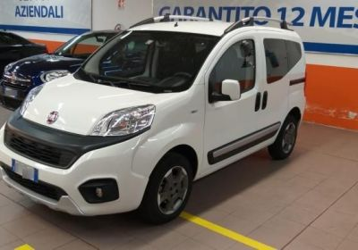FIAT Qubo 1.3 MJT 80 CV Trekking Bianco Gelato Usato Garantito