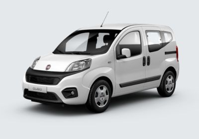FIAT Qubo 1.4 8V 77 CV Lounge MY 19 Bianco Gelato Km 0