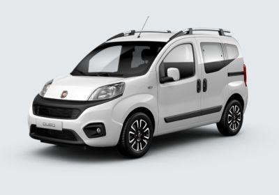 FIAT Qubo 1.4 8V 77 CV Lounge Natural Power Bianco Gelato Km 0
