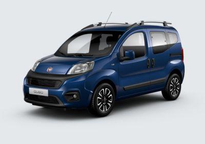 FIAT Qubo 1.4 8V 77 CV Lounge Natural Power Blu Venezia Km 0