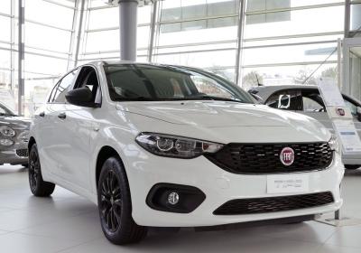 FIAT Tipo 1.3 Mjt S&S 5 porte Street Bianco Gelato Km 0