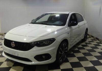 FIAT Tipo 5p 1.6 Mjt S-Design Bianco Gelato Km 0