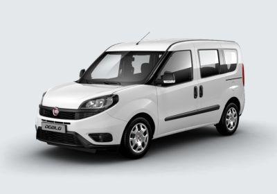 FIAT Doblò 1.6 MJT 120CV S&S Easy Bianco Gelato Km 0
