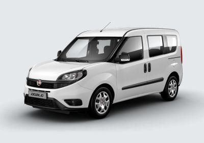 FIAT Doblò 1.6 MJT 16V 95CV Easy Bianco Gelato Km 0