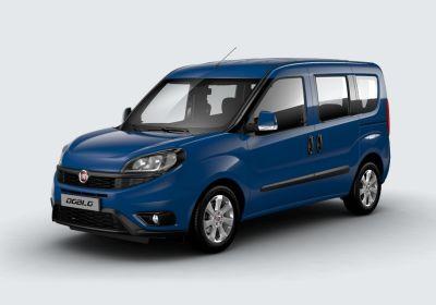 FIAT Doblò 1.6 MJT 95CV S&S Lounge Blu Riviera Km 0