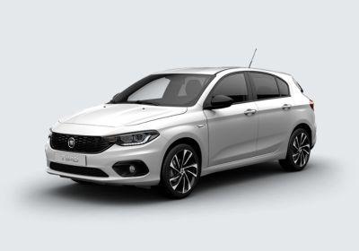 FIAT Tipo 1.4 5 porte S-Design Bianco Gelato Km 0