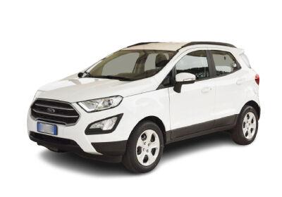 FORD EcoSport 1.0 EcoBoost 100 CV Plus Frozen White Usato Garantito