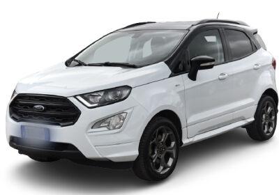 FORD Ecosport 1.5 TDCi 100 CV S&S ST-Line Frozen White Usato Garantito