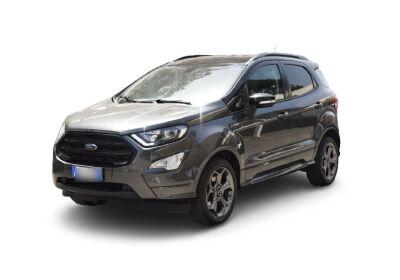 FORD Ecosport 1.5 TDCi 100 CV S&S ST-Line Magnetic Grey Usato Garantito
