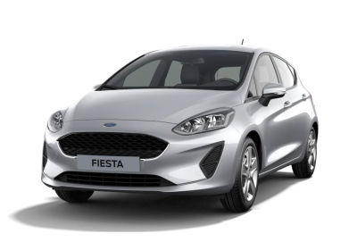 FORD Fiesta 1.1 75 CV GPL 5 porte Connect Moondust Silver Km 0