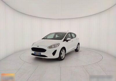 FORD Fiesta 1.5 TDCi 5 porte Plus Frozen White Usato Garantito