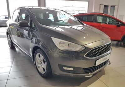 FORD C-Max 1.5 tdci Plus s&s 95cv my18 Magnetic Grey Km 0