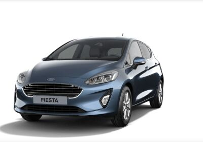 FORD Fiesta 5p 1.1 Titanium Gpl s&s 75cv Chrome Blue Km 0