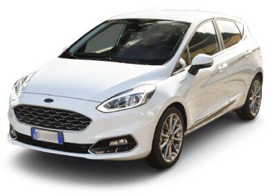 FORD Fiesta 1.0 Ecoboost 100 CV aut. 5 porte Vignale Frozen White Usato Garantito