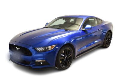 FORD Mustang Fastback 2.3 EcoBoost Philadelphia Blu Usato Garantito