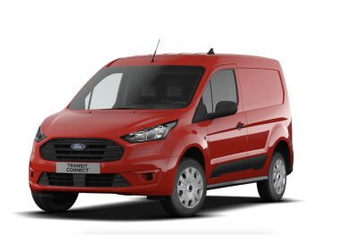FORD Transit Connect 1.5 tdci 100cv Trend L1H1 Race Red Km 0