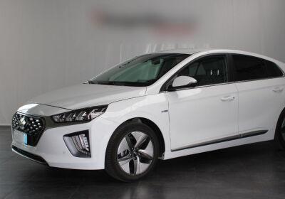HYUNDAI Ioniq 1.6 Hybrid DCT Prime Polar White Usato Garantito