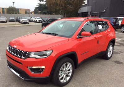 JEEP Compass 1.3 Turbo T4 150 CV aut. 2WD Limited Colorado Red Km 0