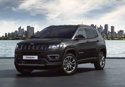 JEEP Compass 1.3 Turbo T4 2WD Limited Carbon Black Km 0