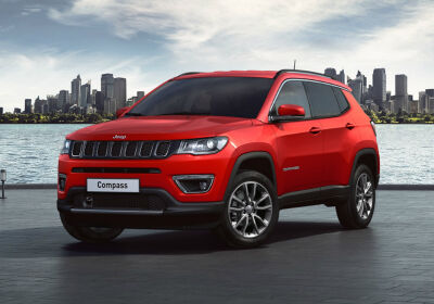 JEEP Compass 1.3 Turbo T4 2WD Limited Colorado Red Km 0