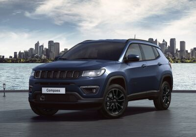JEEP Compass 1.3 Turbo T4 2WD Night Eagle Blue Shade Km 0