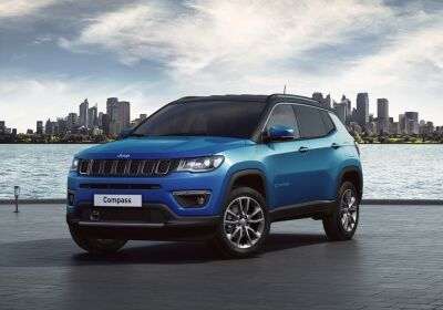JEEP Compass 1.3 turbo t4 phev Limited 4xe at6 blu italia Km 0