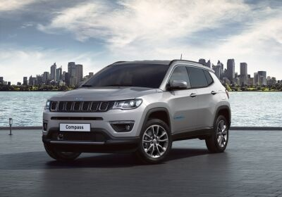 JEEP Compass 1.3 turbo t4 phev Limited 4xe at6 Glacier Km 0