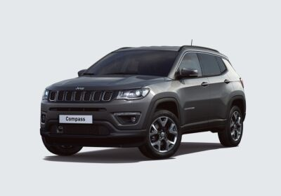 JEEP Compass 1.4 MultiAir 2WD Limited Granite Crystal Km 0