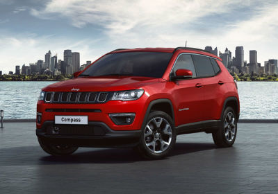 JEEP Compass 1.4 MultiAir 2WD Night Eagle Redline Km 0