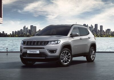 JEEP Compass 1.6 Multijet 2WD Limited Glacier Km 0