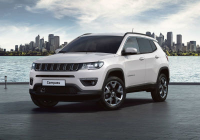 JEEP Compass 1.6 Multijet II 2WD Limited MY19 White Km 0