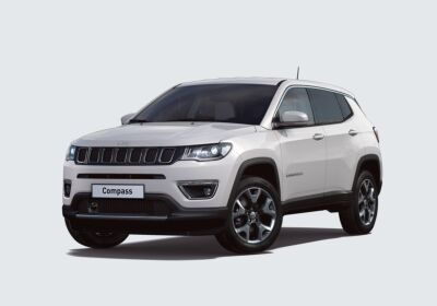 JEEP Compass 1.6 Multijet II 2WD Limited White Km 0
