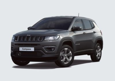 JEEP Compass 1.6 Multijet II 2WD Longitude Granite Crystal Km 0