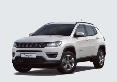 JEEP Compass 1.6 Multijet II 2WD Longitude White Km 0