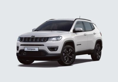 JEEP Compass 1.6 Multijet II 2WD Night Eagle White Km 0