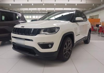 JEEP Compass 1.6 Multijet II 2WD S White Km 0