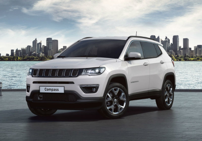 JEEP Compass 1.4 MultiAir 2WD Limited MY19 White Km 0