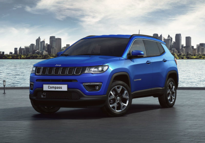 JEEP Compass 1.6 Multijet II 2WD Limited MY19 Laser Blue Km 0