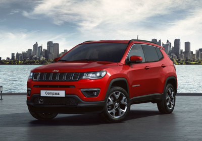 JEEP Compass 1.6 Multijet II 2WD Limited Redline Km 0