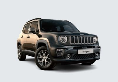 JEEP Renegade 1.0 T3 Limited MY19 Carbon Black Km 0