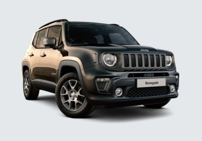 JEEP Renegade 1.0 T3 Limited MY19 Carbon Black Da immatricolare