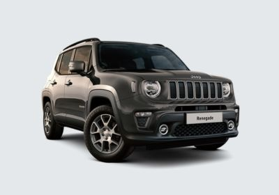 JEEP Renegade 1.0 T3 Limited Granite Crystal Km 0