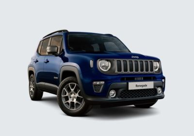 JEEP Renegade 1.0 T3 Limited MY19 Jetset Blue Km 0