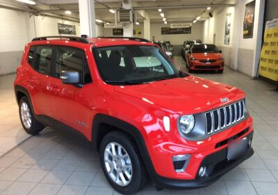 JEEP Renegade 1.0 T3 Limited Colorado Red Km 0