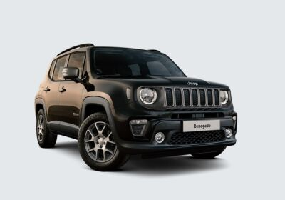 JEEP Renegade 1.0 T3 Limited Solid Black Km 0
